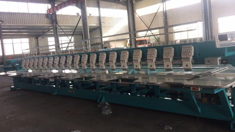 机械及行业设备 缝中设备 服装机械设备各种绣花机厂家直销