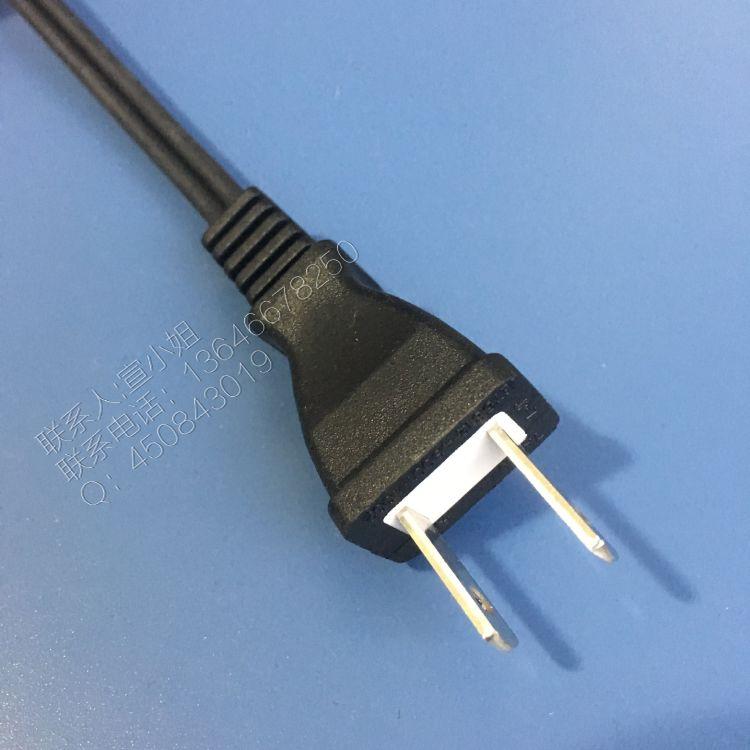 日本电源线 日标0.75电源线 日规VCTF电源线 PSE两芯电源线