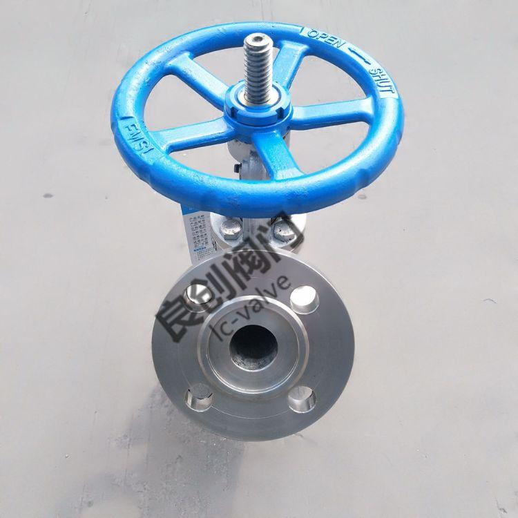 不锈钢304高压放料阀上下展式40压力放料阀
