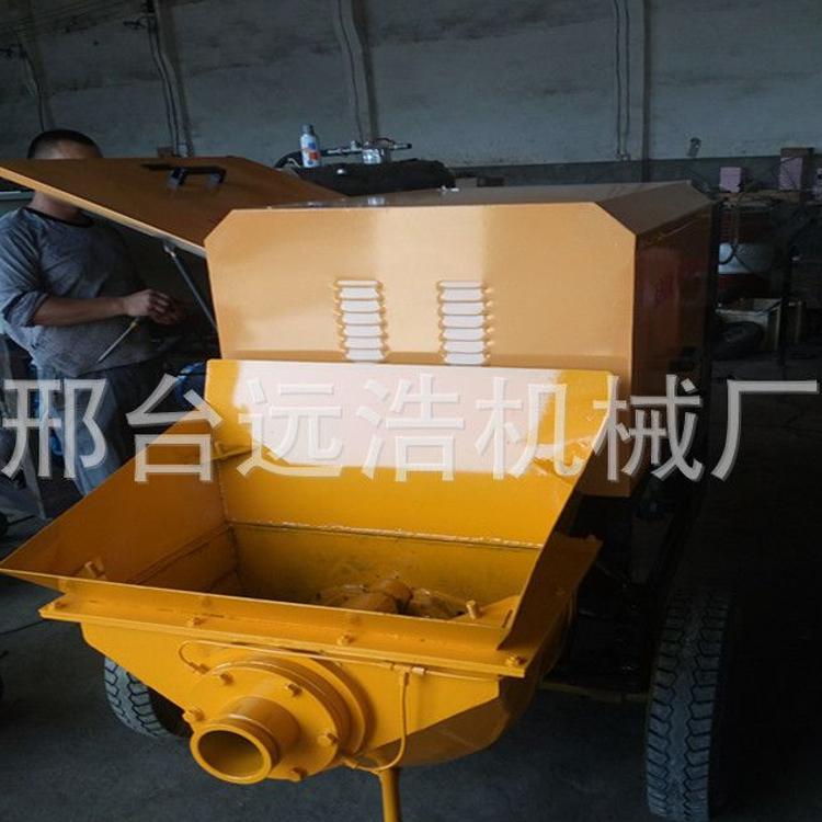 2015新款细石泵-微型水泥砂浆输送泵-高效省时-细石输送泵厂家