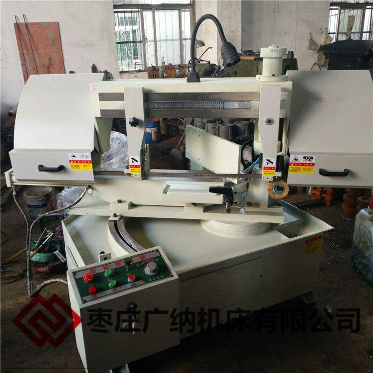 锯床生产厂家直销GB4230金属带锯床 金属角度锯床 进口锯条