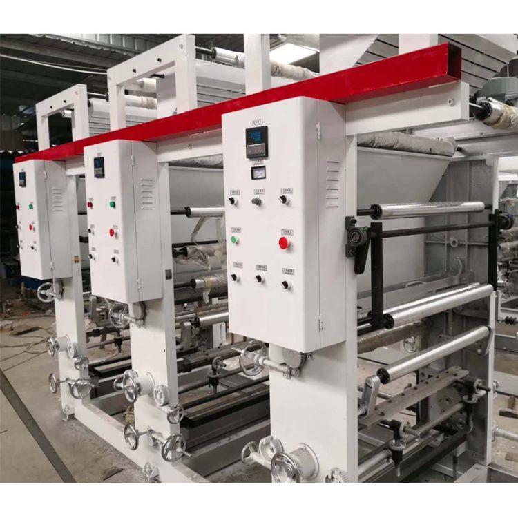 厂家直销凹版印刷机 KODJ-800四色六组薄膜印刷 价格优惠