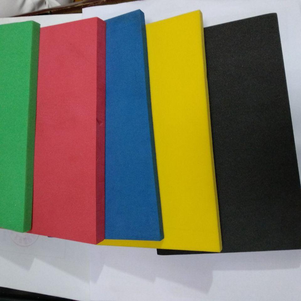 订彩色PE泡沫分切条 软海绵胶条 EVA发泡密封条 橡胶海绵条 加工