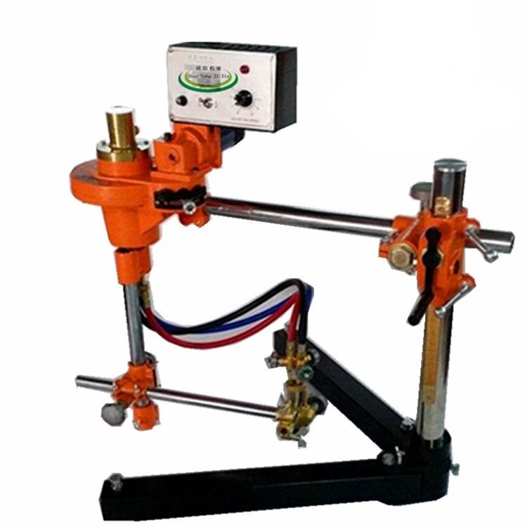 供应火焰切割圆机CG1000切圆机 等离子气割圆机半自动割圆机