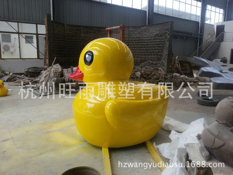 小黄鸭 大黄鸭 雕塑 厂家直销 工艺品