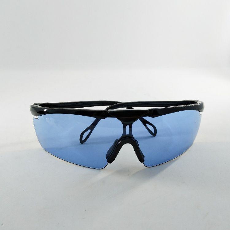 正品浅蓝色护目镜运动骑行眼镜防护镜