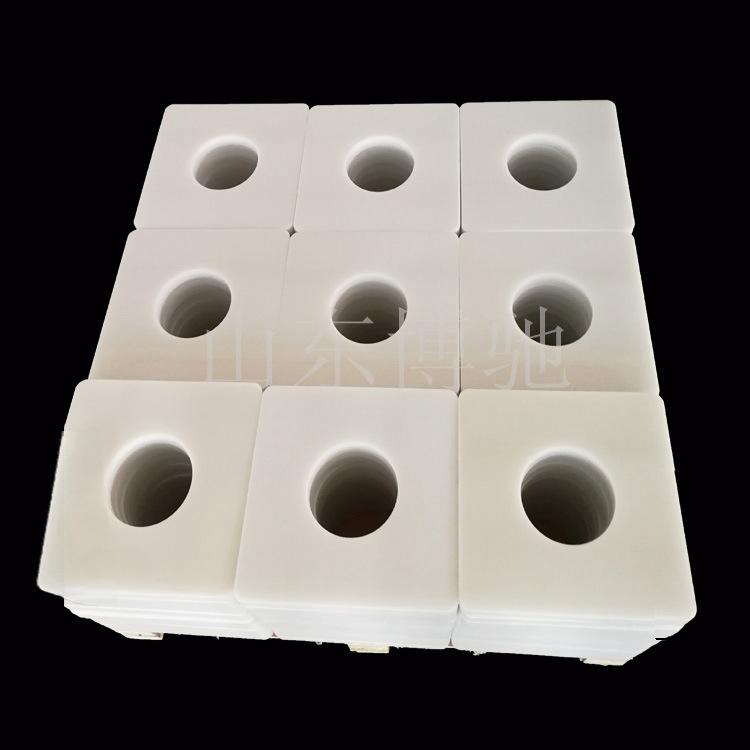 厂家直销超高分子量聚乙烯板 耐腐蚀耐磨高分子阻燃衬板