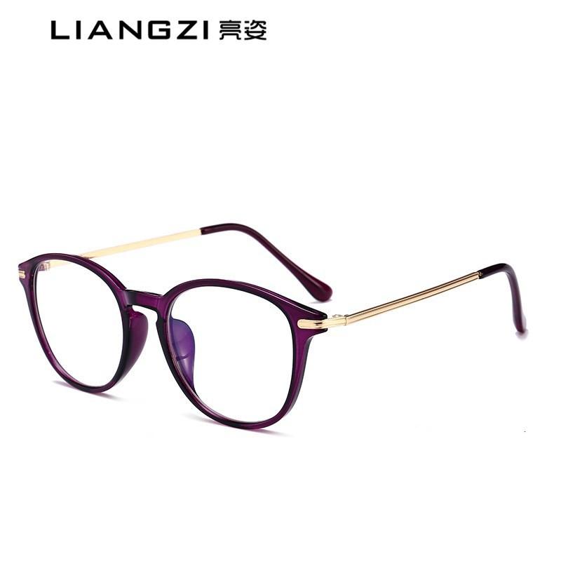 新款平光镜防蓝光电脑护目镜1709防蓝光眼镜防辐射近视眼镜框