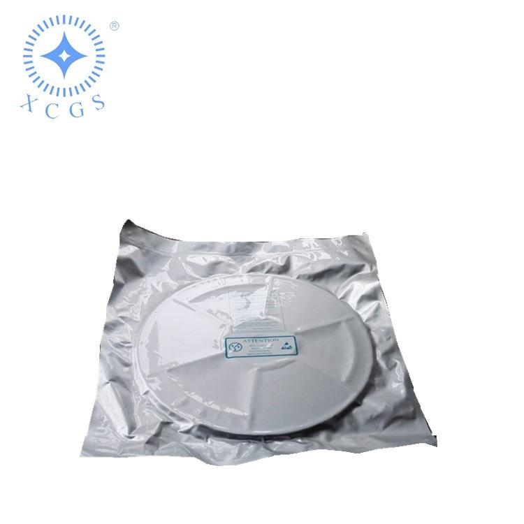 银灰色防静电纯铝袋 铝箔防潮真空印刷袋