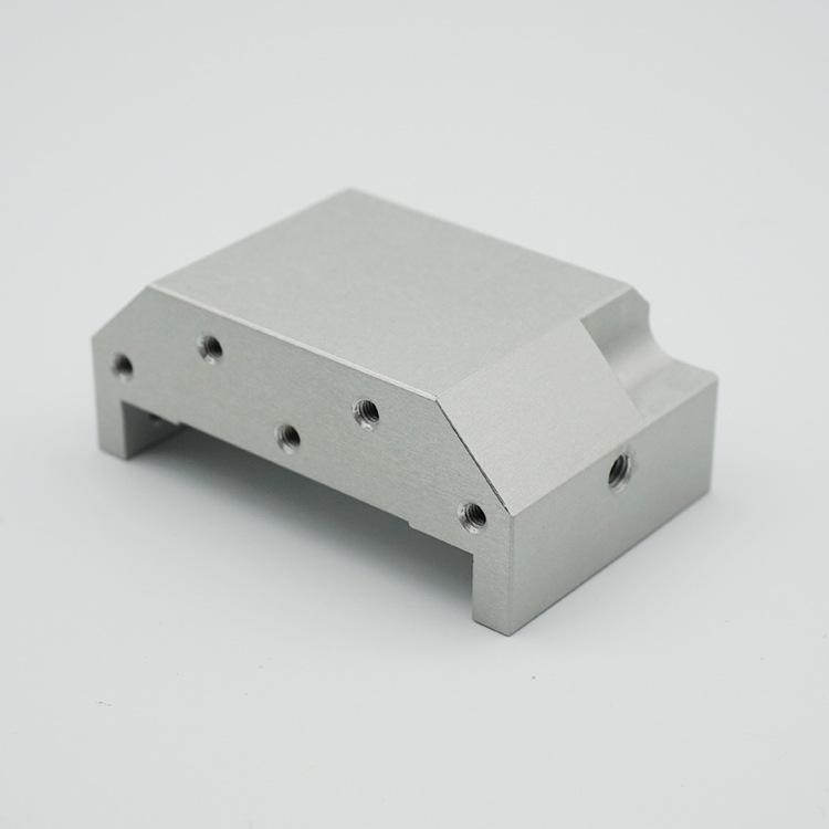 铝合金精密零件加工CNC数控深加工侧向导块五金不锈钢定做