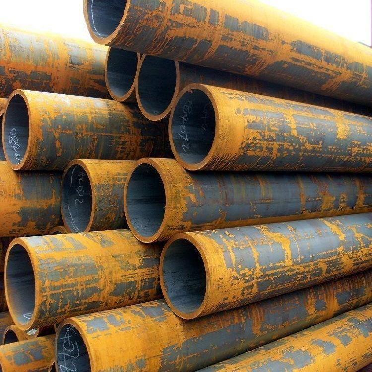 广东无缝管镀锌拉弯加工 广州Q345B无缝管价格批发常年库存500吨