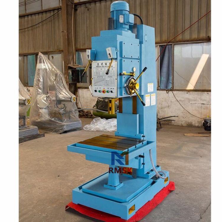 立式鉆床廠家 Z5140B立式鉆床5140方柱立式鉆床 可選移動工作臺