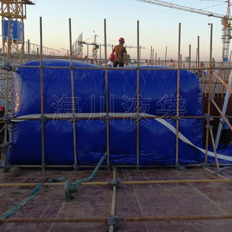 海川 桥梁水袋预压 与中铁集团合作八年 桥梁预压项目近百个