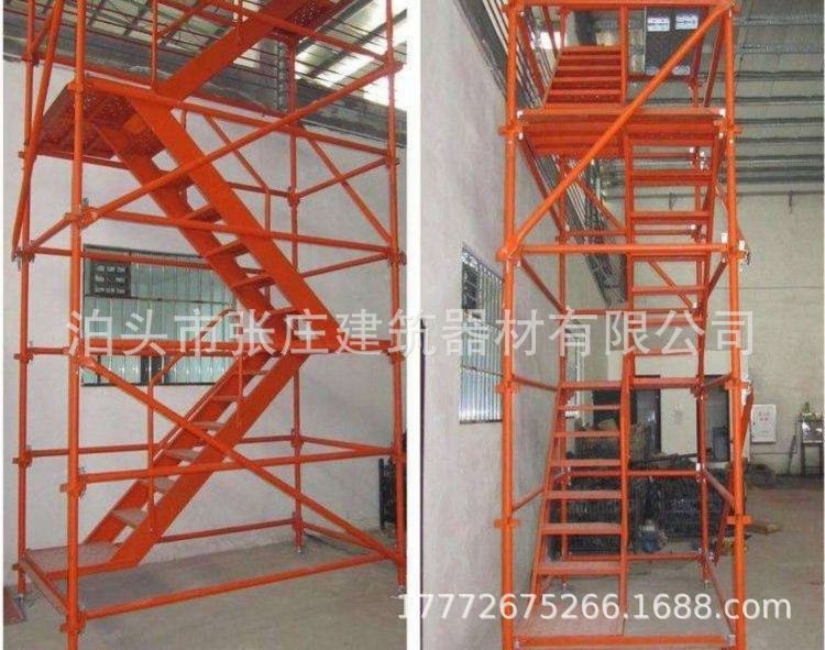 河北厂家 建筑施工安全爬梯 高墩桥梁深基坑安全爬梯 现货供应