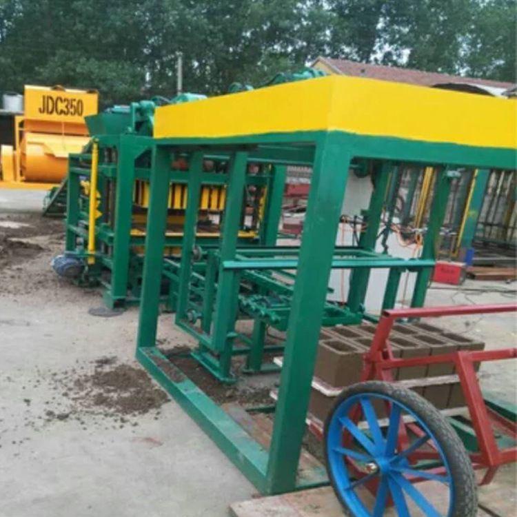 专业销售5-35多功能水泥免烧制砖机液压多功能切块机