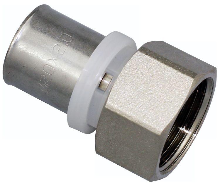 万能型 TH 型卡压管件 直通 弯头 三通 本色电镀  量大从优