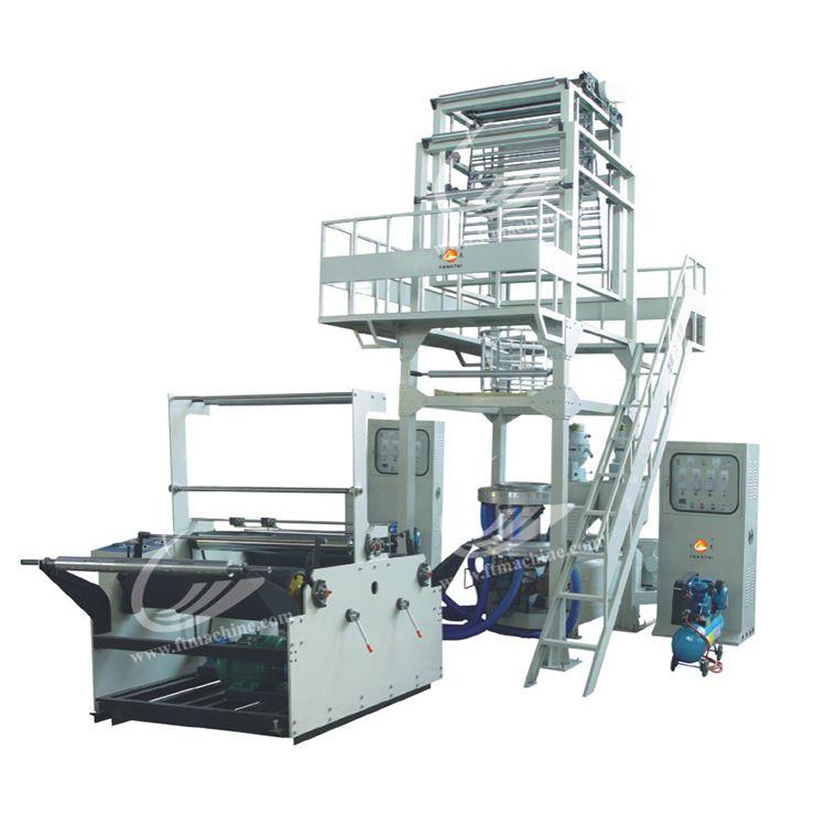 厂家直销大棚膜大型吹膜机 专业农用地膜 大棚膜塑料薄膜吹膜机