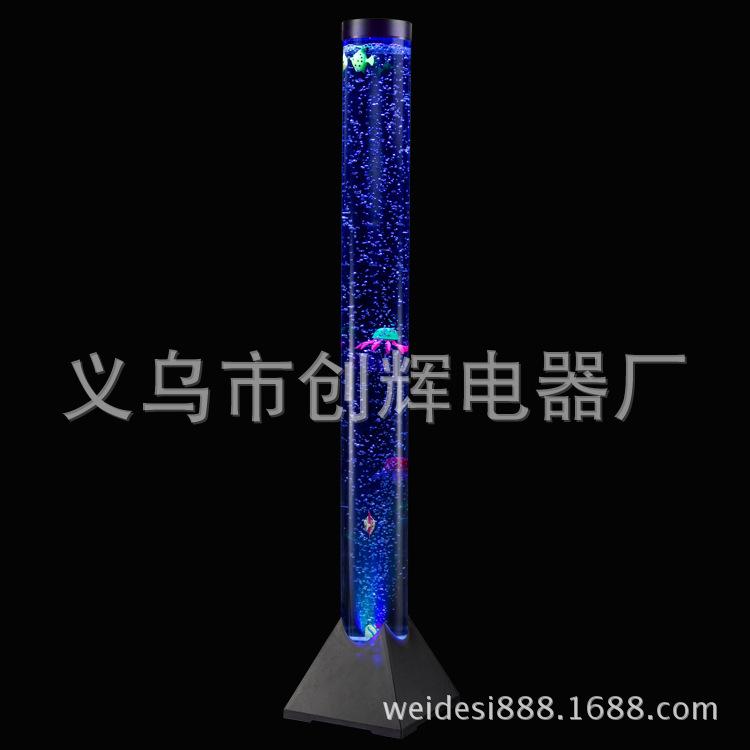 厂家直销家居装饰水柱灯LED路引灯家居摆件