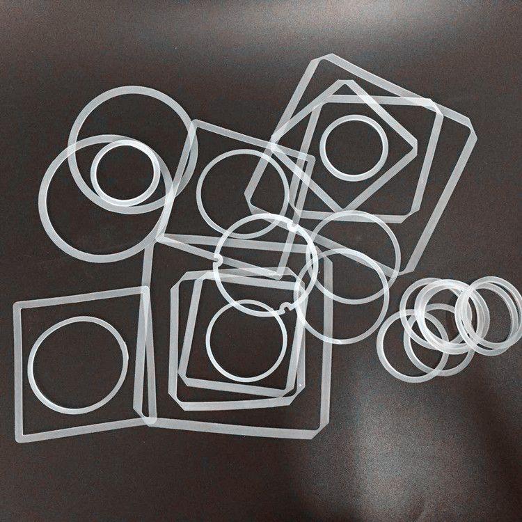 厂家加工室外灯硅胶防水圈 射灯硅胶圈 筒灯硅胶圈 压铸灯硅胶圈
