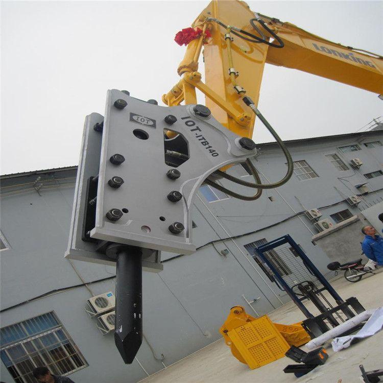 450挖机韩国原装东星破碎锤 175T韩国液压破碎锤 175mm韩国破碎锤