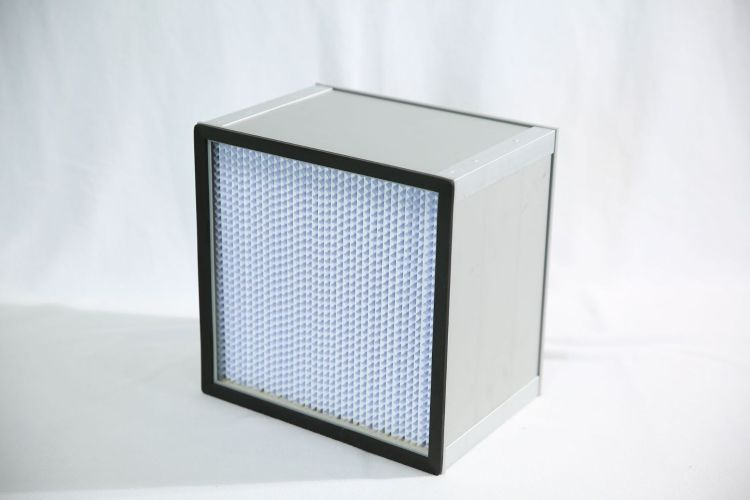 厂家直销盛京空滤有隔板高效空气过滤器优良冷轧钢板过滤口过滤器