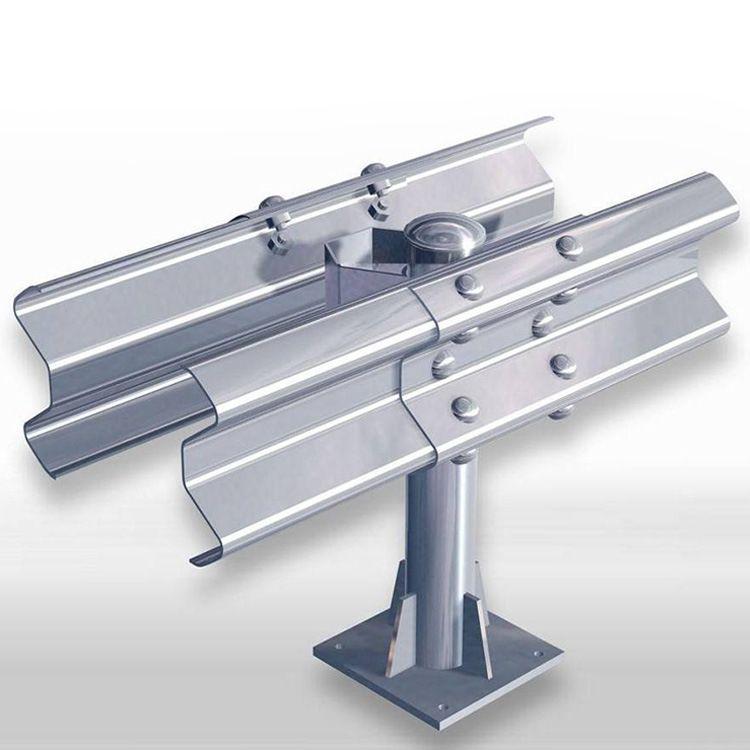 波形護欄板駕校模擬護欄隔離欄板 高速公路護欄防撞護欄 廠家直銷