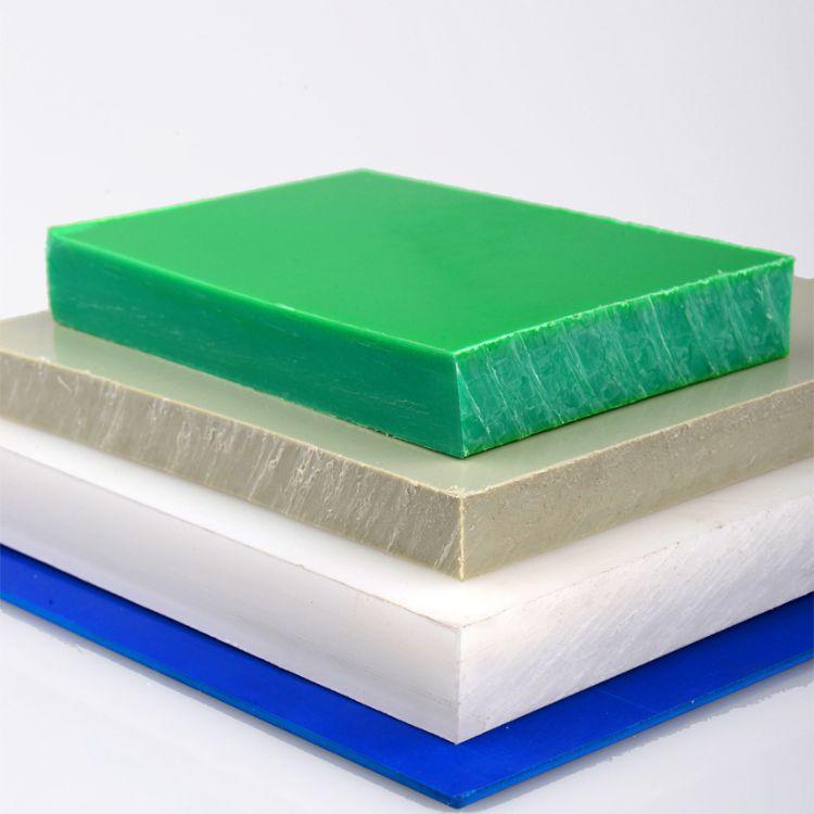 厂家直销各种规格pp塑料板 pp硬板 pp工程板