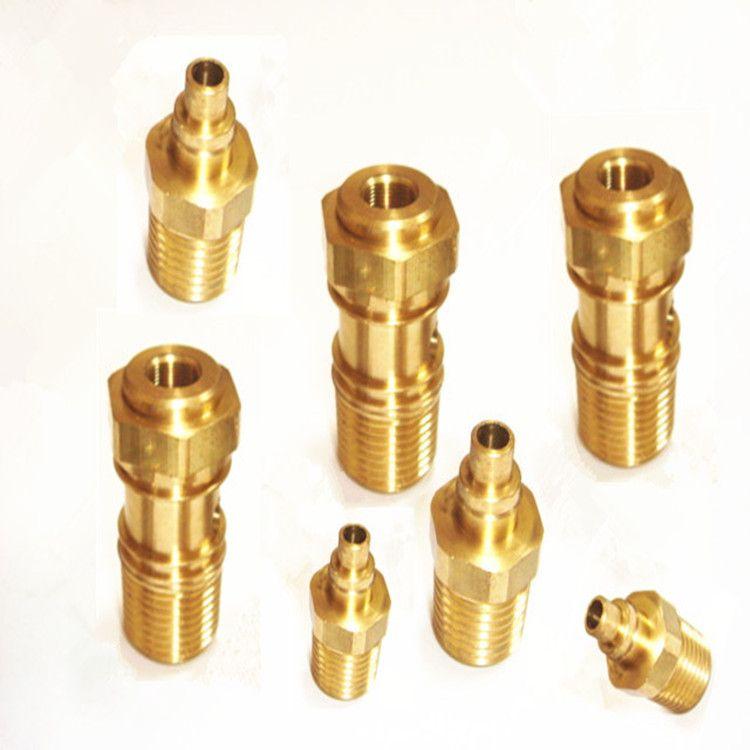 车削加工黄铜件 铜件加工 铜车削件加工 黄铜加工 环保铜加工