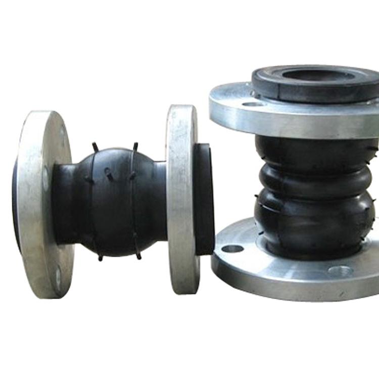 耐压橡胶接头dn150、丝扣橡胶接头、法兰橡胶接头不锈钢橡胶接头
