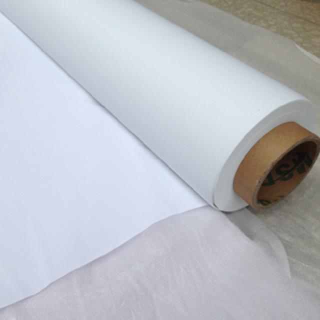 厂家低价 吊顶材料白色透光膜 防火软膜天花广告喷绘4011卷材批发