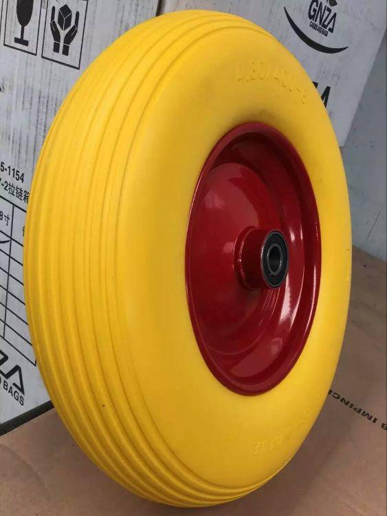 16x400-8发泡胎欧美市场童车工具车 轮子