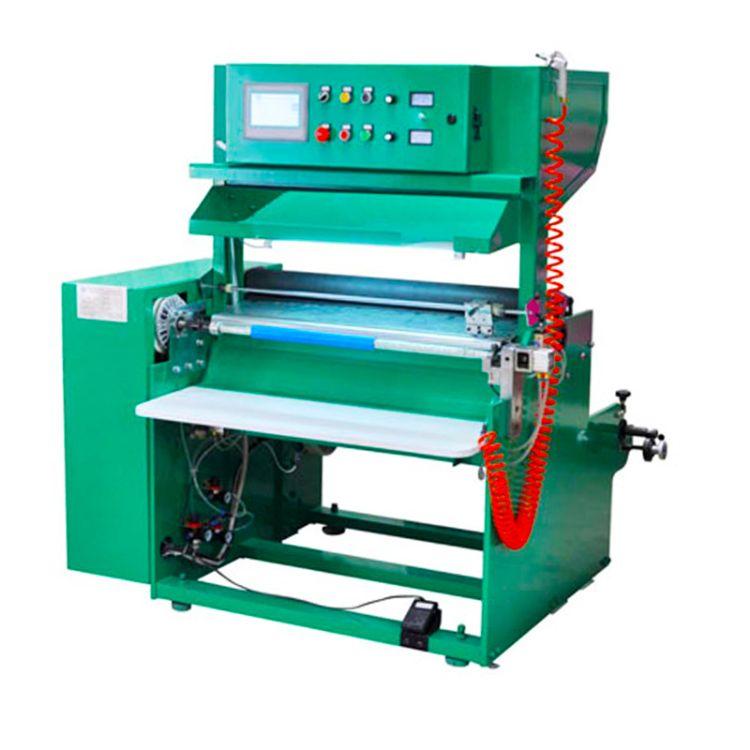 厂家直销  礼品纸卷纸机 可用于墙纸贴纸 自动上料 手动滑刀