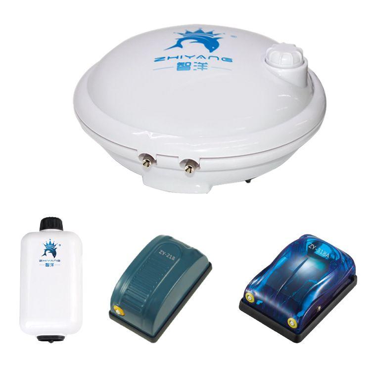 魚缸增氧泵 水族氧氣泵 水族靜音養魚充氧氣泵 氣泡增氧機