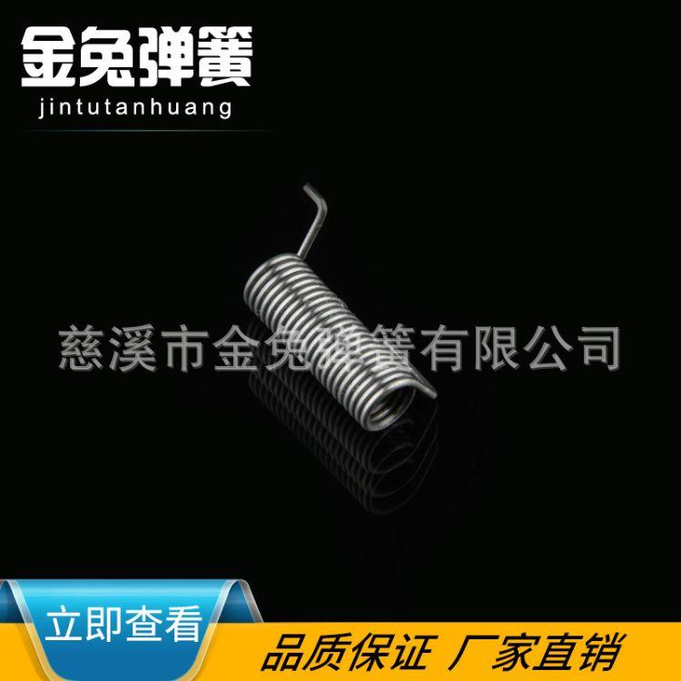 新款机械专用扭簧 不锈钢扭力弹簧 优质单扭簧厂家供应