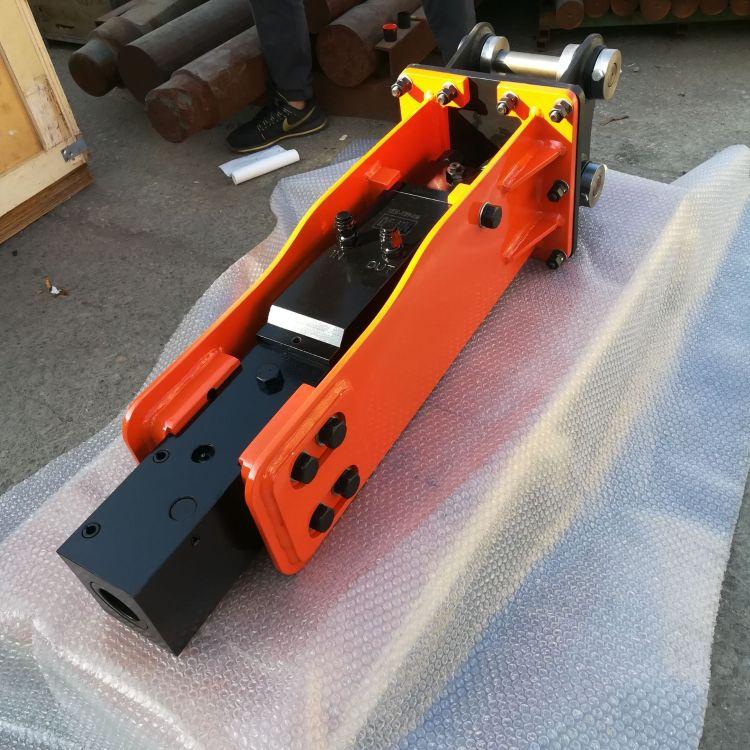 SB20韩国水山破碎锤45破碎锤破碎器炮头液压镐破碎镐挖机破碎锤