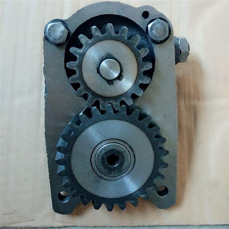 潍柴潍坊495柴油机机油泵 K/ZH4100 4102 4105发动机油底壳机油泵