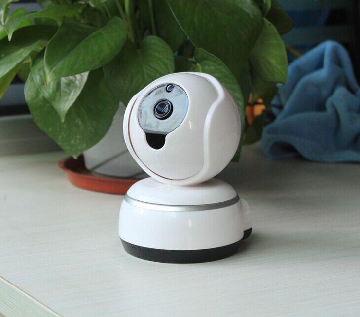 Q3WIFI攝像機 網絡攝像頭 智能看家寶  遠程攝像 手機監控