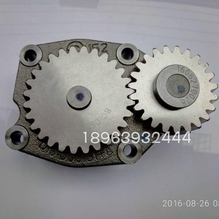 D15-000-31+A上柴D6114发动机机油泵