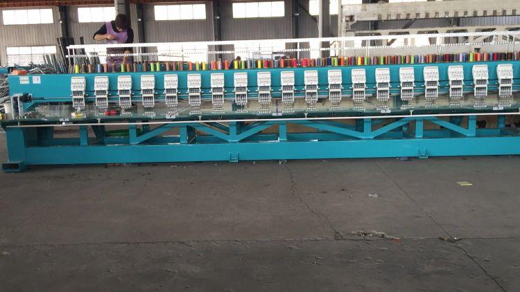 机械及行业设备 服装机械设备各种绣花机 缝中设备绣花机