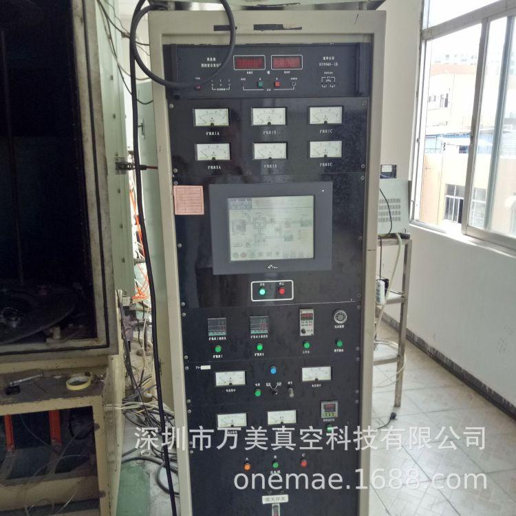 二手單門直流磁控濺射鍍膜設備 不銹鋼濺射鍍膜機