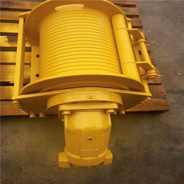 济宁工程机械用3.5吨液压绞车 3.5吨吊车用液压绞车 液压绞车