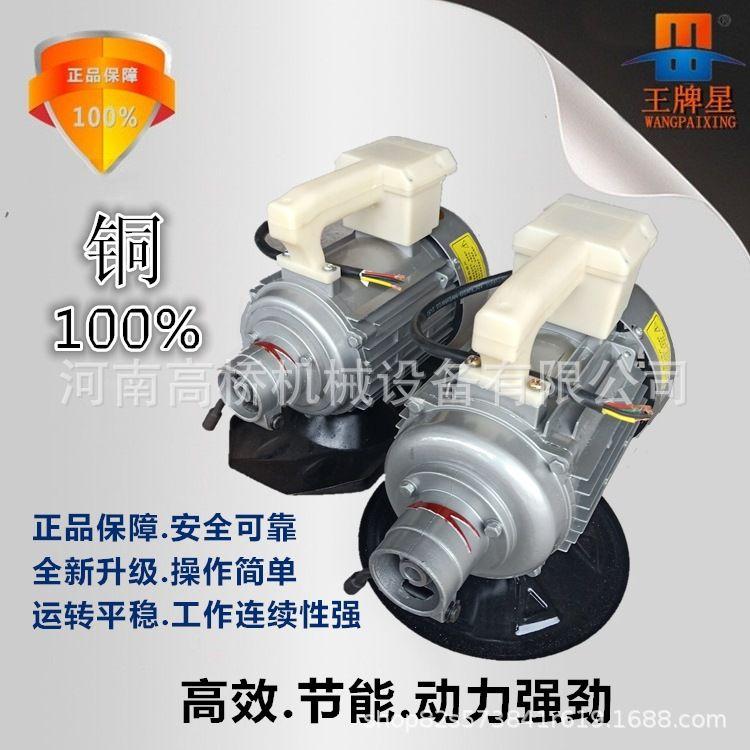 厂家直销混凝土插入式振动电机 振动棒电机 混凝土振动棒电机马达
