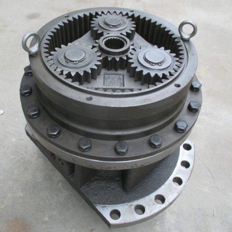 回转齿轮箱总成 210LC-8回转齿轮箱总成 挖机回转齿轮箱总成