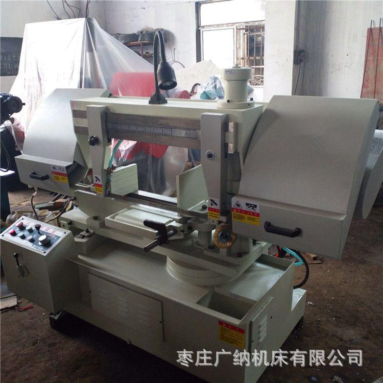 锯床厂家批发转角带锯床价格 GT4235旋转角度锯床 可调角度的金属带锯床