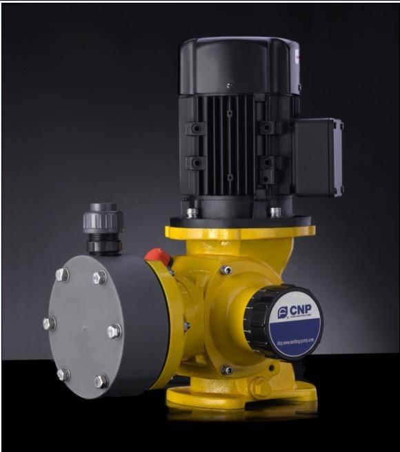 【米顿罗款】GM机械隔膜泵 计量泵 GM0090 PVC 加药设备