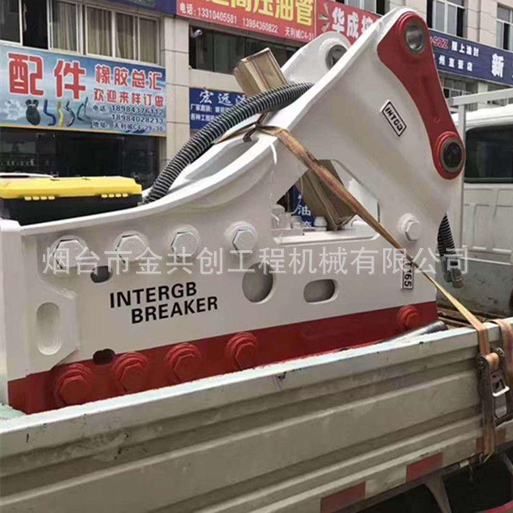 韩国工兵T165液压破碎锤 挖掘机破碎锤适用斗山日立现代三一徐工