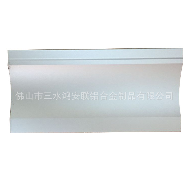 厂家直销 环保铝材瓷泳 瓷泳表面加工型材 工业用铝材瓷泳批发
