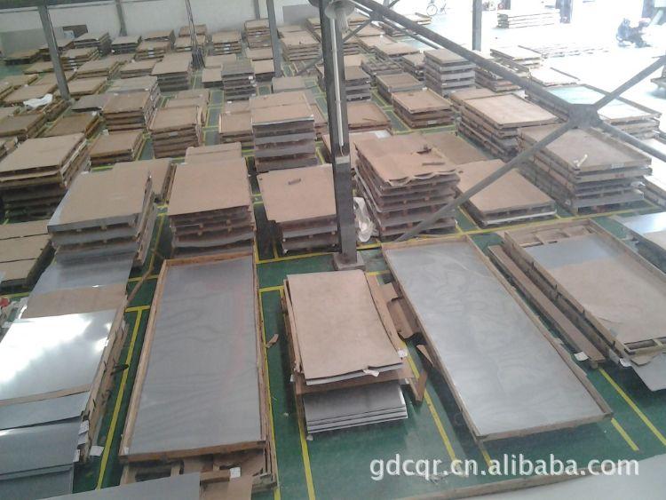 供應鏡面不銹鋼201材質8k板材