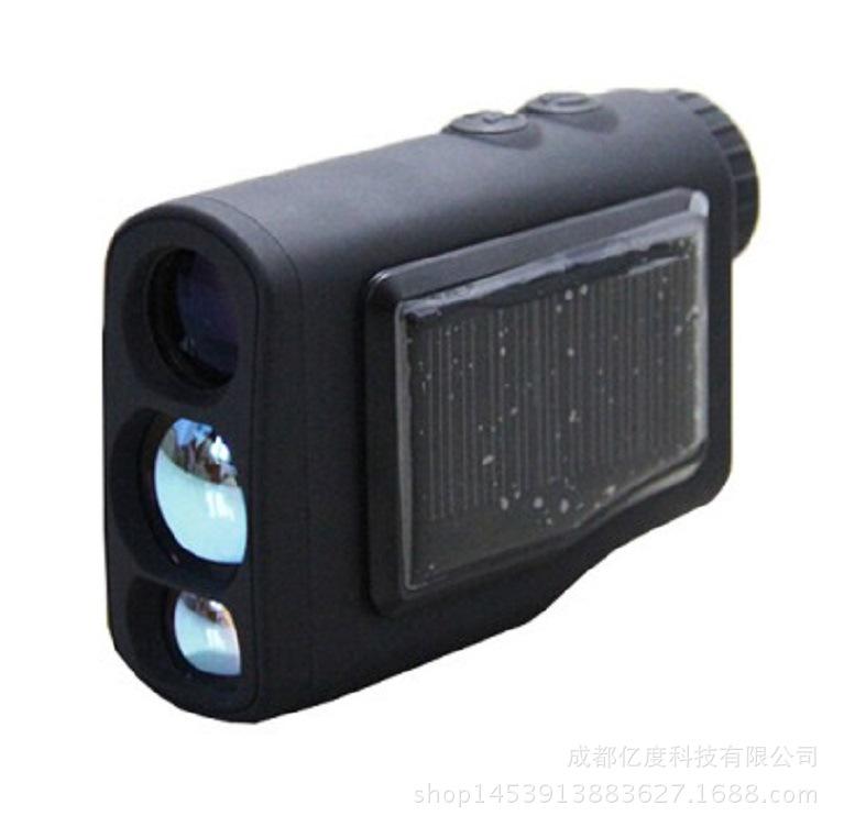 Onick 600T 手持激光測距儀600米 測距/測高/測角  太陽能系列