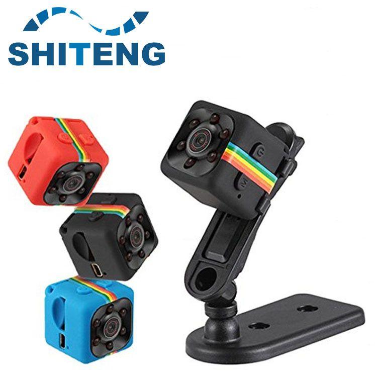 SQ11迷你高清1080P相机 夜视运动相机 户外运动DV SQ8 SQ9 SQ12
